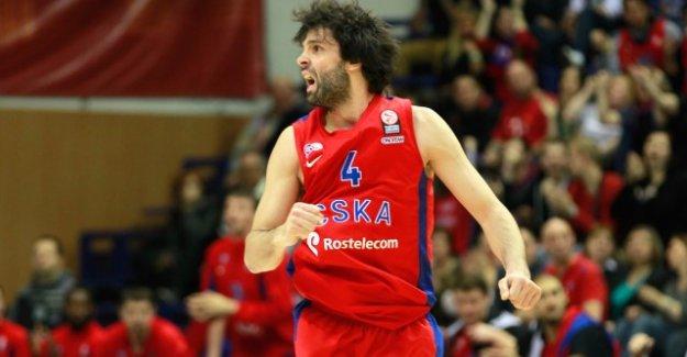 CSKA Moskava 13. kez finalde