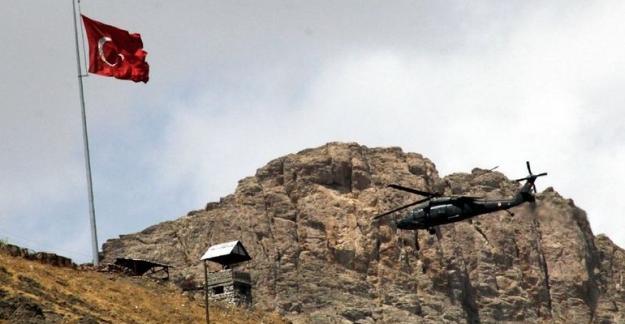 Dağlıca'da çatışma... 1 Askerimiz Şehit oldu!