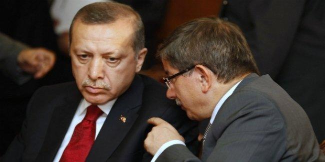 Davutoğlu istifa etti Erdoğan kabul etmedi