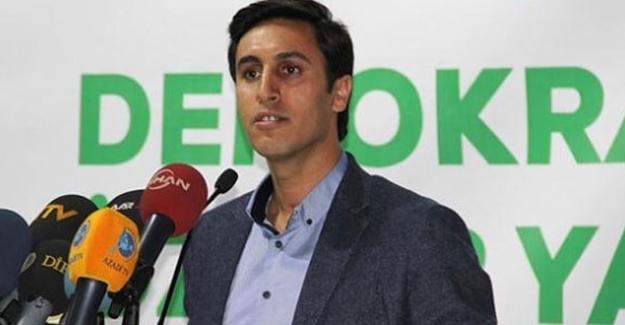 DBP'li Başkan Kamuran Yüksek: Öcalan serbest bırakılıp süreci bizzat yönetmeli