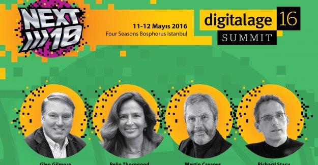 Digital Age Summit, 11-12 Mayıs'ta İstanbul'da