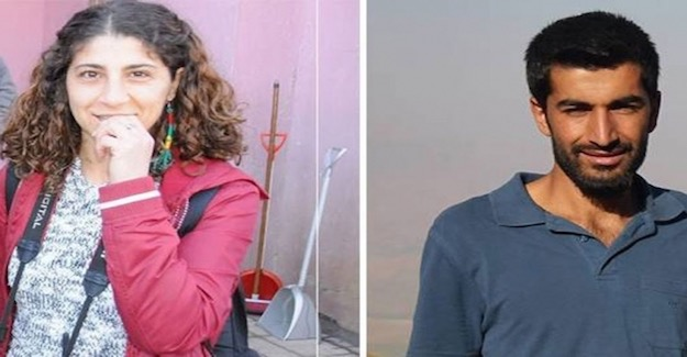 DİHA Muhabirleri Nedim Türfent ve Şermin Soydan Van'da gözaltına alındı