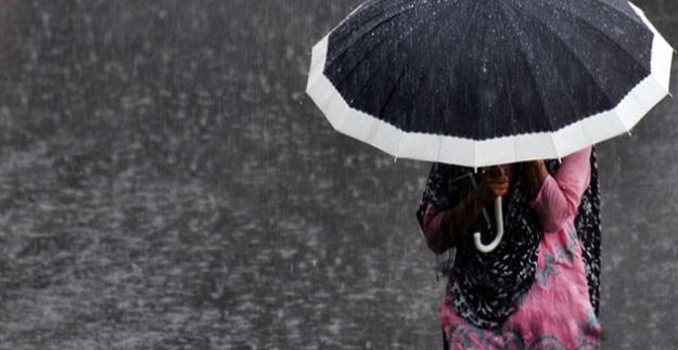 Dikkat!Şiddetli yağışlar geliyor
