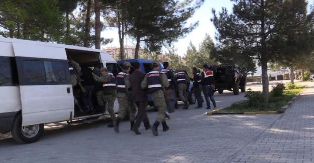 Diyarbakır'da PKK'ya darbe, 42 gözaltı