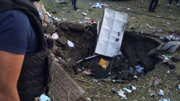 Diyarbakır'daki bombalı saldırıda çarpıcı ayrıntı