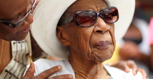 Dünya'nın en yaşlı kadını hayata veda etti