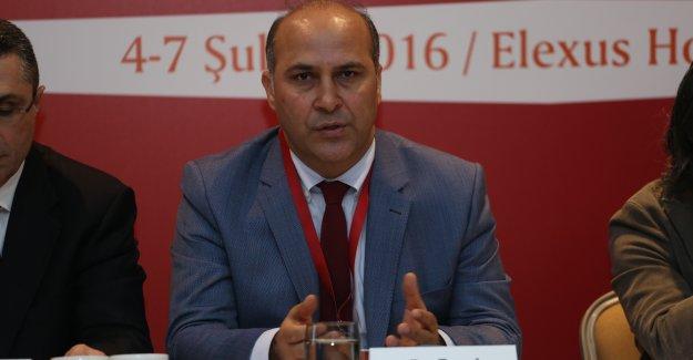 Dünya Aferez Birliği Başkanlığına Bir Türk Bilim İnsanı Seçildi