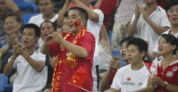 Dünya futboluna 331 milyon Euro'luk Çin damgası