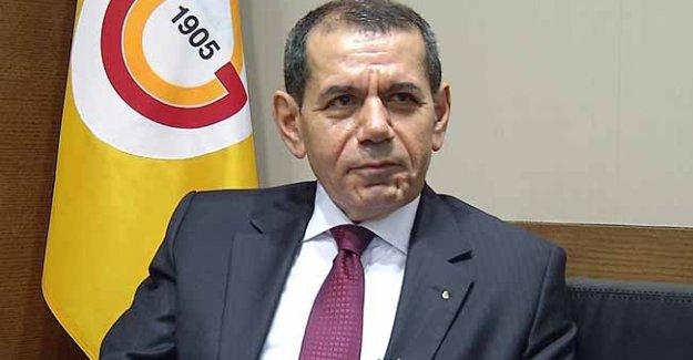Dursun Özbek: Lucescu bizden süre istedi!