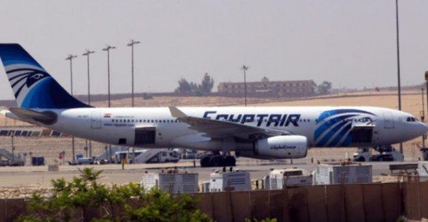 Düşen Mısır yolcu uçağının enkazı bulundu!