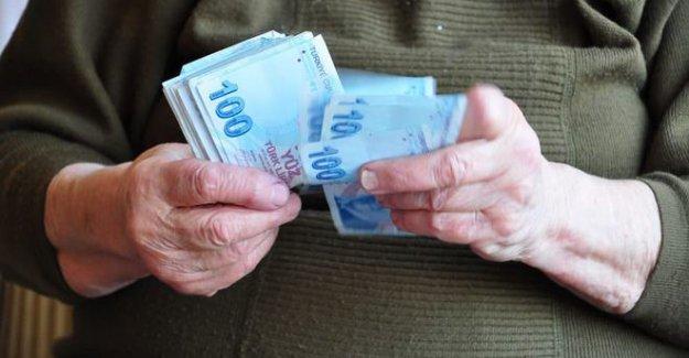 Emeklinin zam sistemi değişiyor!