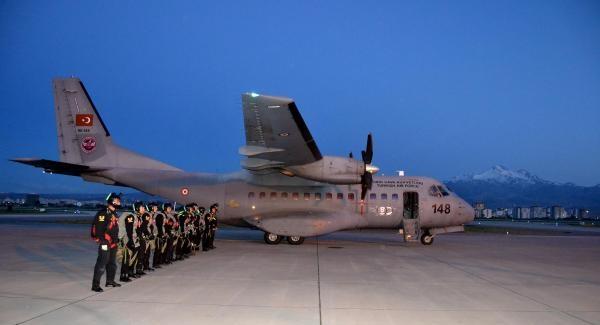 Erciyes 2016 Hava İndirme Tatbikatı Başladı
