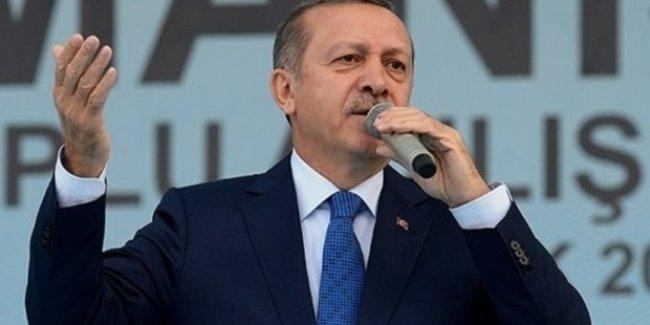 Erdoğan'dan flaş Davutoğlu açıklaması