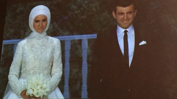 Erdoğan nikahta konuştu: Sümeyye'ye çocukken ceylanım derdim
