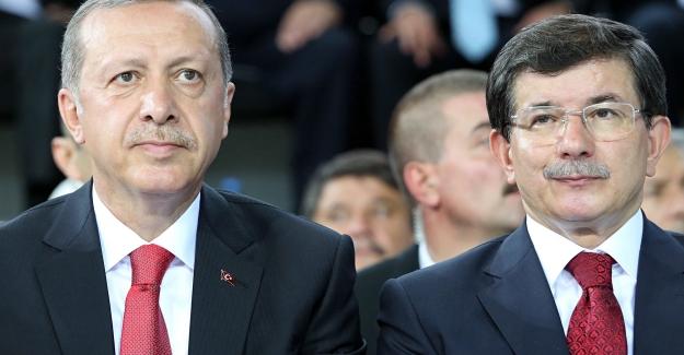 Erdoğan ve Davutoğlu'nun bugünkü görüşme programı açıklandı
