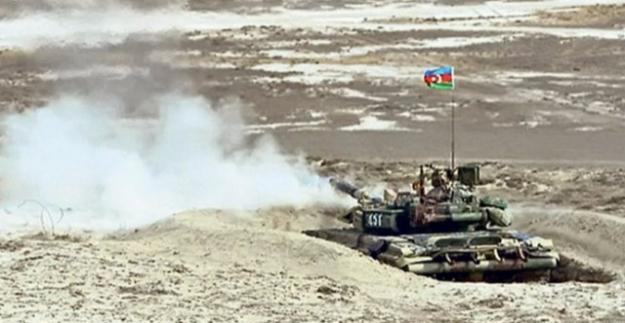 Ermenistan - Azerbaycan cephe hattında çatışma!
