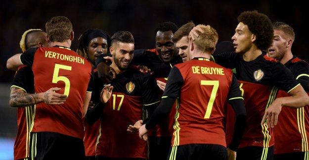 Euro 16 favorilerinden Belçika'nın kadrosunda kimler var