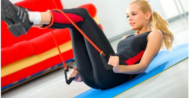Evde spor yaparak nasıl vücut yapılır?