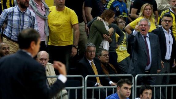 Fenerbahçe'den Ergin Ataman hakkında sert açıklama