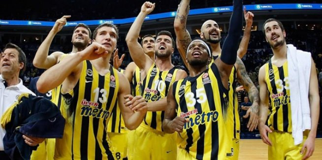Fenerbahçe finale kaldı