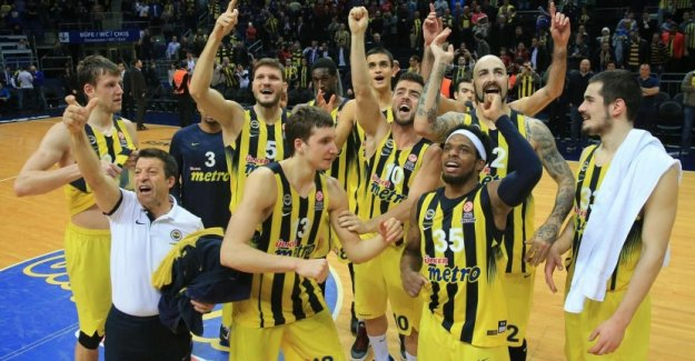 Fenerbahçe-Laboral Kutxa Euroleague maçı saat kaçta hangi kanalda? Euroleague'de dev heyecan!
