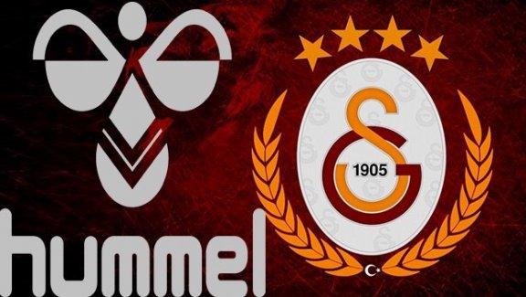 """Galatasaray yeni sponsoru """"Hummel"""""""