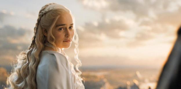 Game of Thrones'un Khaleesi'sinden çıplaklık itirafı