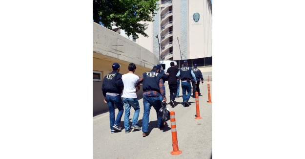 Gaziantep'te Cumhurbaşkanı'na hakaretten 3 kişi gözaltına alındı