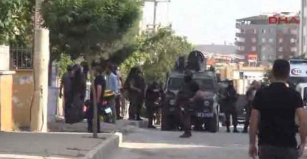 Gaziantep'te IŞİD operasyonu, silah ve patlama sesleri duyuldu