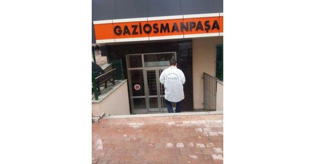 Gaziosmanpaşa Adliyesi'ne silahlı saldırı düzenlendi