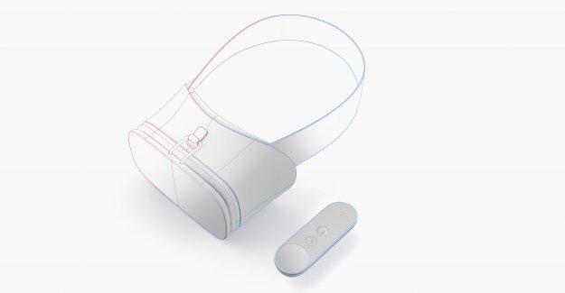 Google Daydream gözlüğünü tanıttı