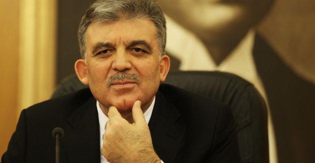 Gül'e AK Parti kongresi sorusu