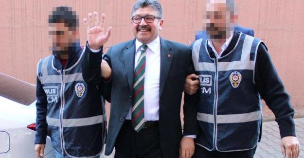 Hacı Boydak tahliye oldu!