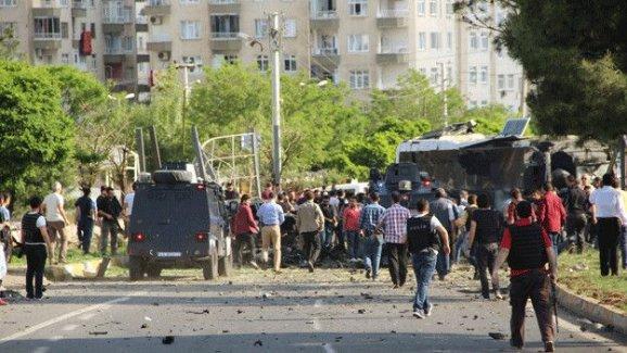 Diyarbakır'daki kanlı saldırıyı PKK üstlendi