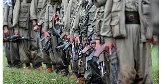Hakkari'de ki teröristlerin telsiz konuşmaları. 4 PKK'lı öldürüldü