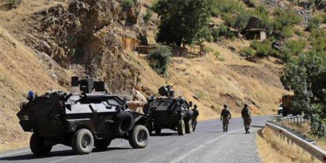 Hakkari'de 'özel güvenlik bölgesi' kararı
