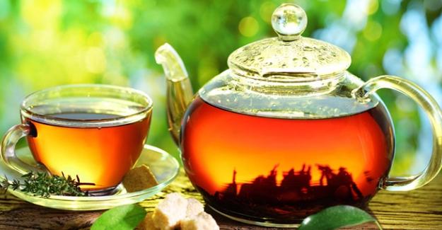 Hangi Bitki Çayları Yağ Yakıyor?