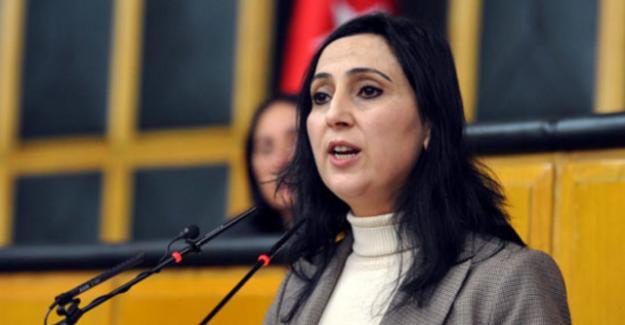 HDP Eş Genel Başkanı Figen Yüksekdağ hastaneye kaldırıldı