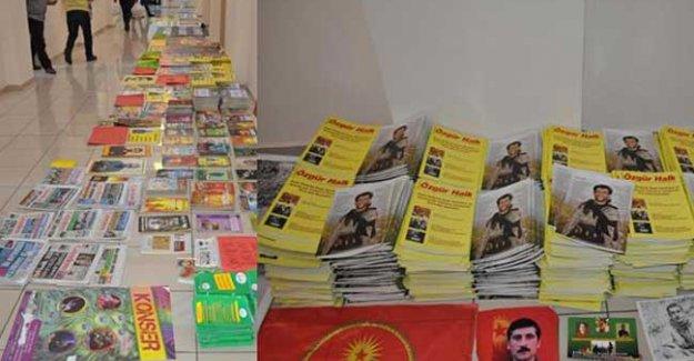 HDP'li eşbaşkan Şevket Topkaya'ya gözaltı