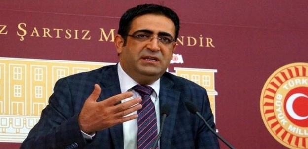 HDP'li İdris Baluken: Başbakan'a MYKY toplantısında darbe yapıldı