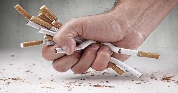 Her 6 saniyede bir kişi sigaradan ölüyor