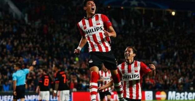 Hollanda ligi şampiyonu PSV oldu