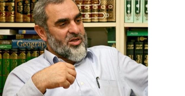 İlahiyatçı Nureddin Yıldız'a Kahramanmaraş'ta protesto