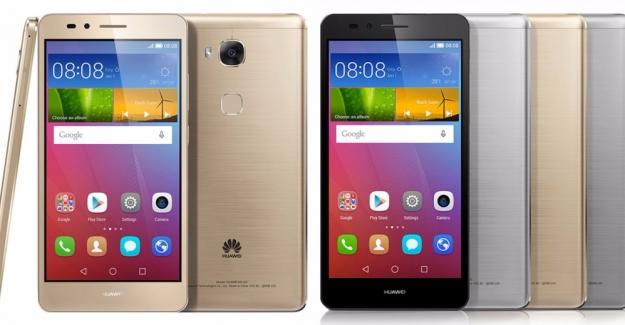 İnteraktif Bir Deneyim: Huawei GR5