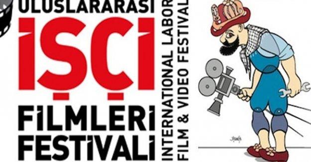 İşçi filmleri festivalinde kavga çıktı