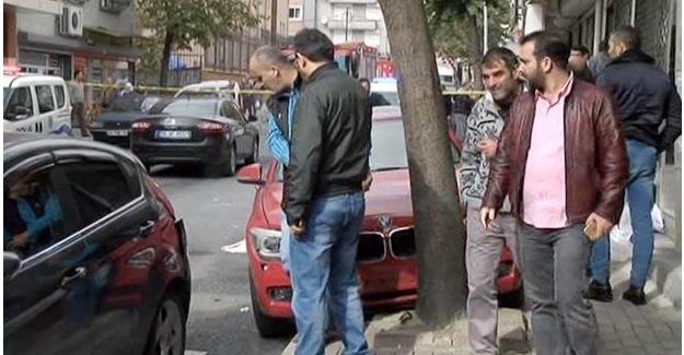 İstanbul Gaziosmanpaşa'da silahlı çatışma