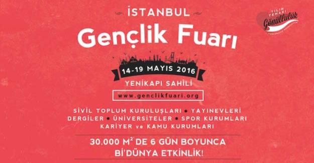 İstanbul Gençlik Fuarı Başladı