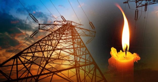 İstanbul ve Ankara'da yaşayanlar dikkat!Elektrik kesintisi olacak.