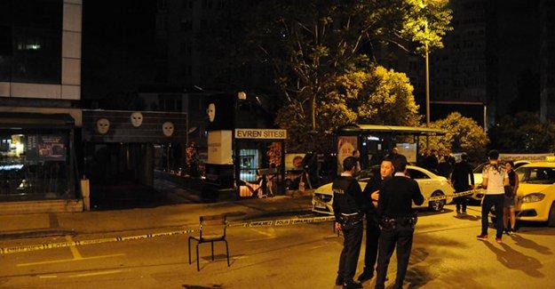 İstanbul Beşiktaş'ta gece kulübüne silahlı saldırı