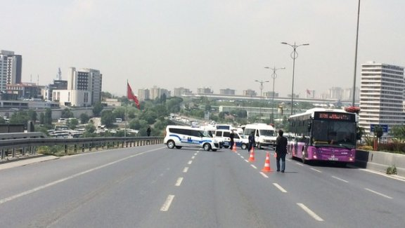 İstanbul'da şüpheli paket alarmı!